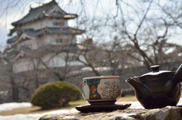 弘前とお茶、そして水
